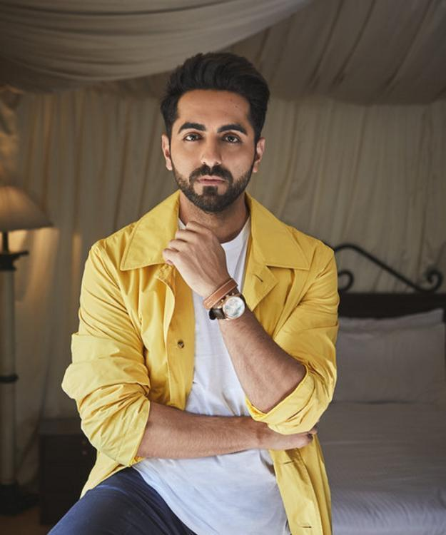 Ayushmann Khurrana finds perfect boring; Here's why