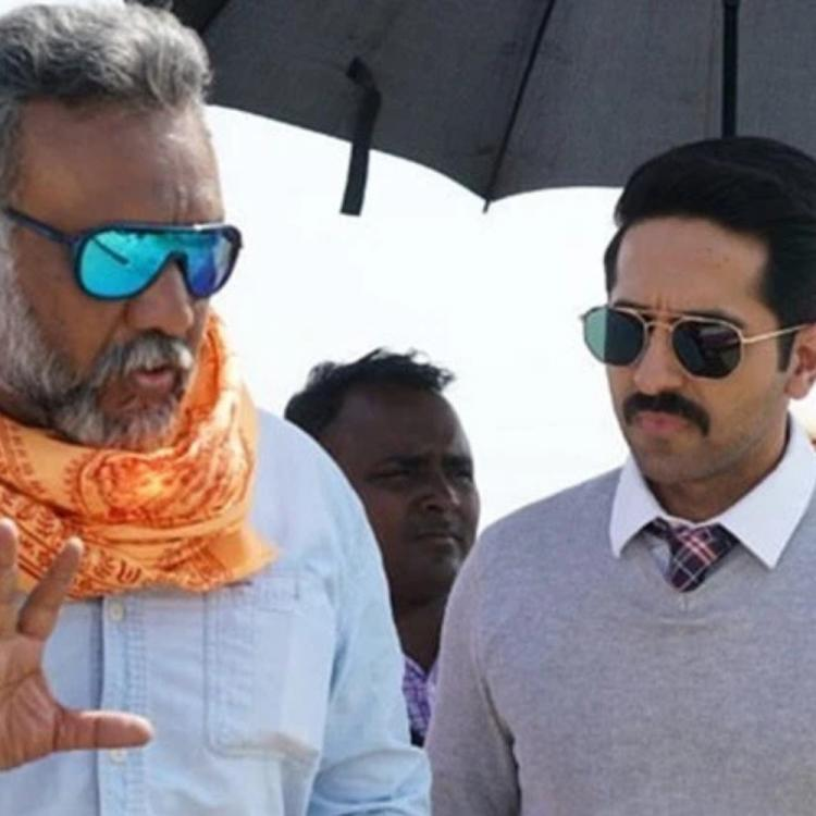 Ayushmann Khurrana and Anubhav Sinha to collaborate for an action thriller