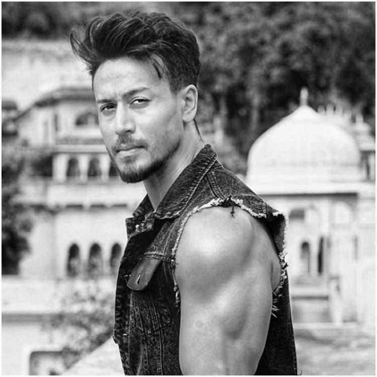Baaghi 3: Tiger Shroff looks dapper as he shares a monochrome photo from the sets of the film