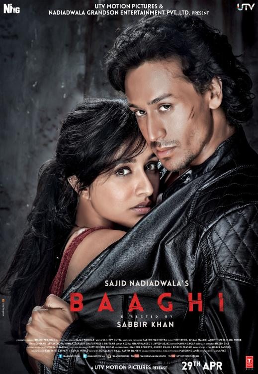 Baaghi 3: Tiger Shroff and Shraddha Kapoor to be a part of yet another rain song?