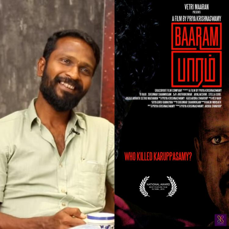 Asuran director Vetri Maaran says THIS about backing a National Award winning film titled Baaram; Find Out