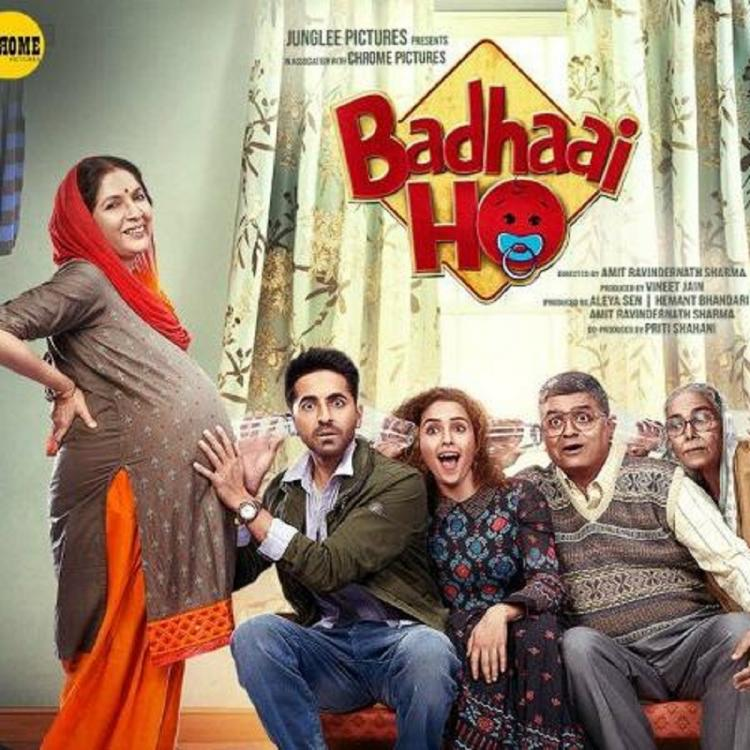 Badhaai Ho writers Shantanu Srivastava & Akshat Ghildial withdraw their names from Filmfare nominations