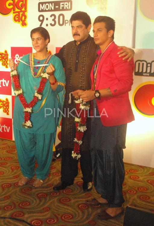 In Pics: Launch of &TV's new show Badho Bahu | PINKVILLA