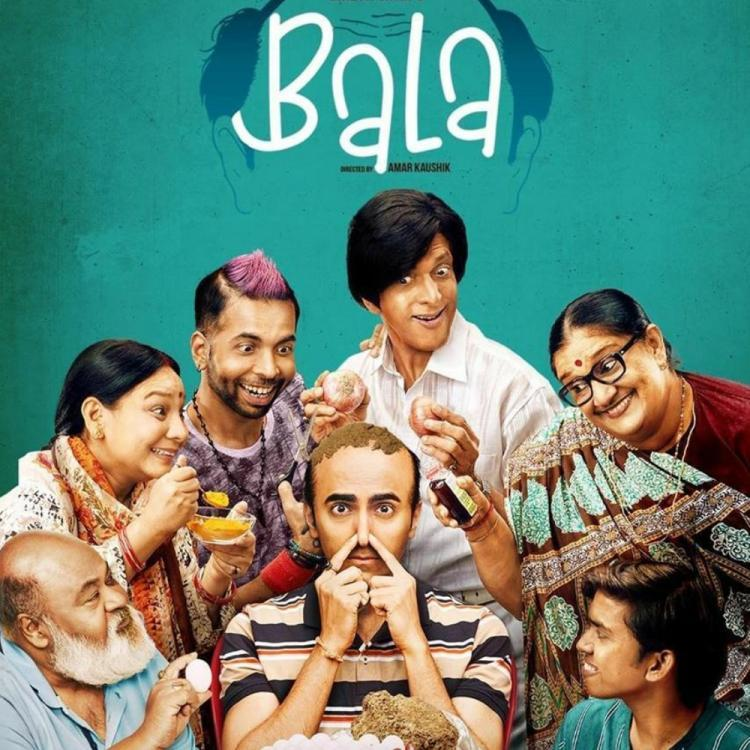 Ayushmann Khurrana starrer Bala now faces plagiarism charges: Deets Inside