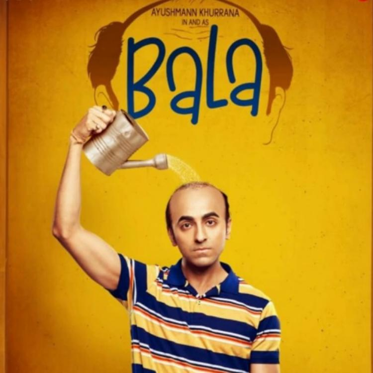 Bala: Ayushmann Khurrana puts an end to speculations & confirms the film's release on November 7