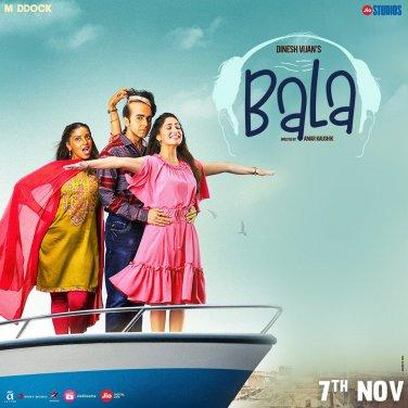 Bala Movie Review: Ayushmann, Yami and Bhumi's entertaining film will get you over a bad hair day