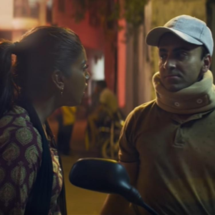 Bala Dialogue Promo: Bhumi Pednekar teases Ayushmann Khurrana for his bald look; WATCH