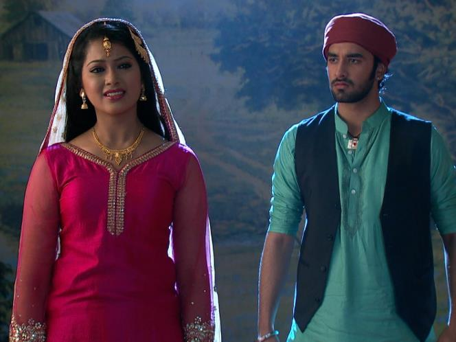 Love is in the air for Veera and Baldev