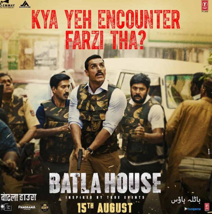 John Abraham to UNRAVEL the truth behind Batla House encounter