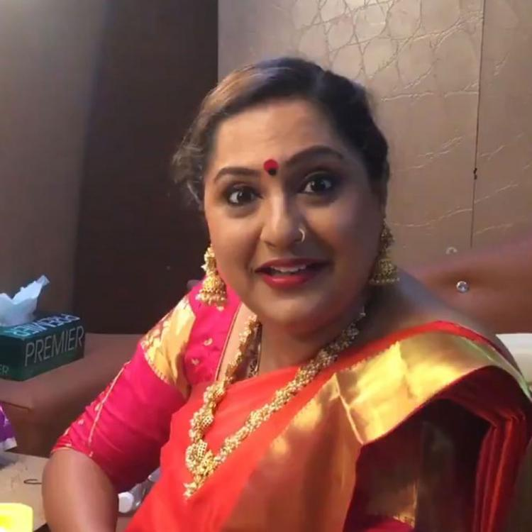 Bigg Boss Kannada 7: Sujatha and her husband get emotional post her elimination from Kiccha Sudeep's show