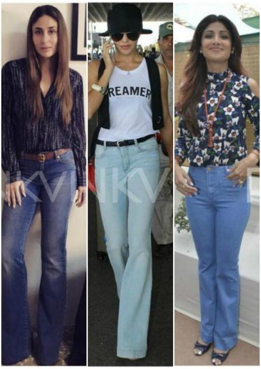 Bell Bottoms are Back and How! See How These Bollywood Ladies Are ...