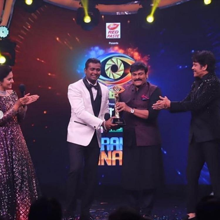 Bigg Boss Telugu 3 winner Rahul Sipligunj OPENS UP on his triumph, relationship with Punarnavi and much more