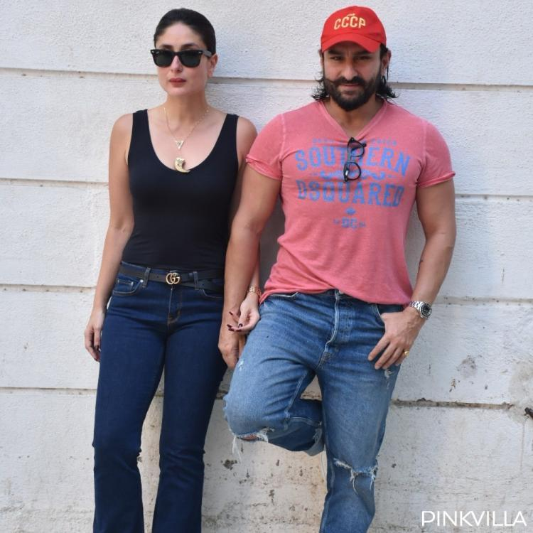 Kareena and Saif head for a holiday