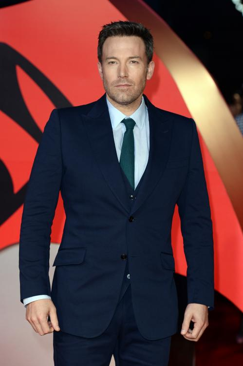 Ben Affleck was initially supposed to write, direct and star in The Batman.