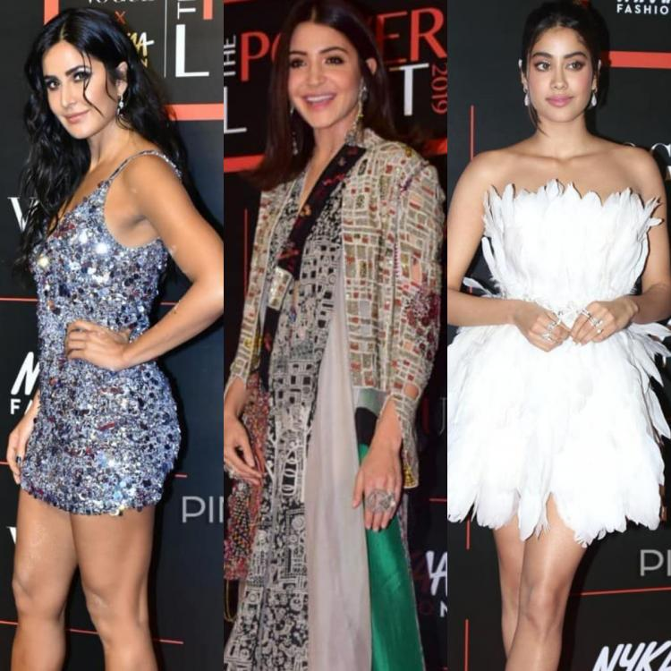 Katrina Kaif, Janhvi Kapoor, Anushka Sharma: Best and Worst dressed from the red carpet event