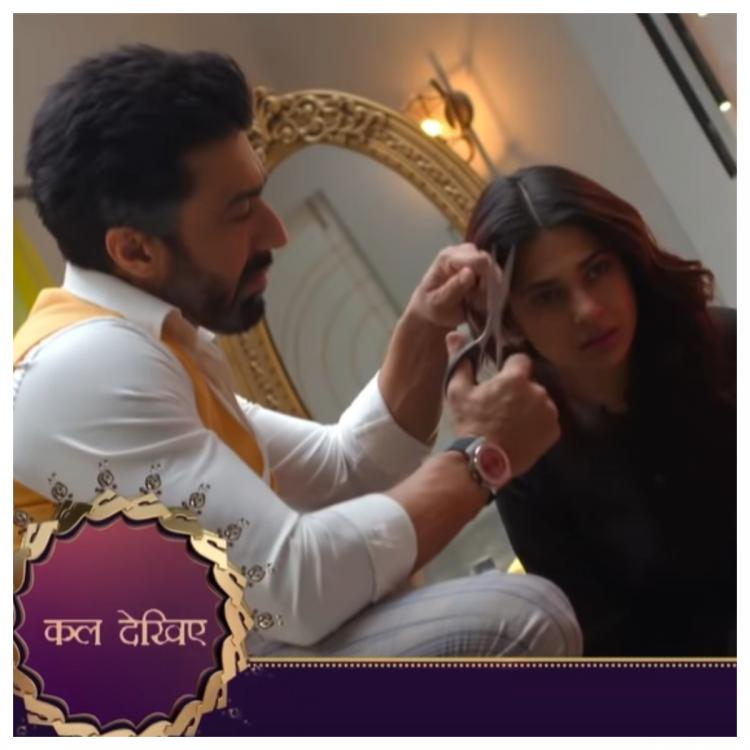 Beyhadh 2 SPOILER ALERT: MJ threatens Maya and he chops off her hair; She is left shattered