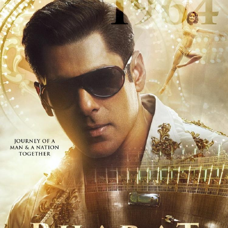 Salman Khan's youthful looks in Bharat's new poster win over Paris Hilton; Here's how she REACTED to it