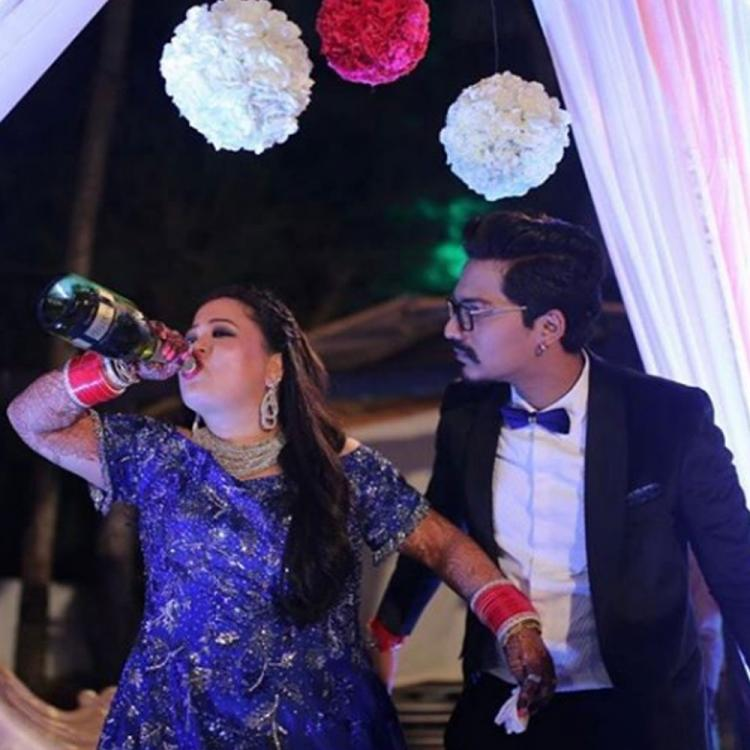 Bharti Singh's anniversary wish for 'soulmate' Haarsh Limbachiyaa is all things cute and sheer love; See Post