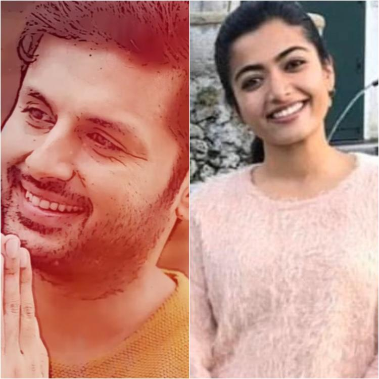 Bheeshma Singles Anthem OUT: Rashmika Mandanna is 'happy dancing' as the high spirited track releases