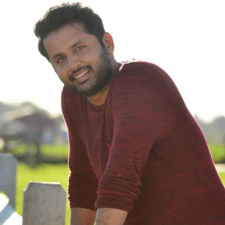 Bheeshma star Nithiin OPENS UP about his love story with Shalini; Says 'I proposed to her on one leg'