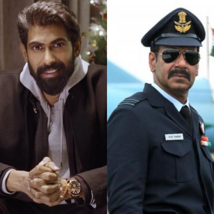 Bhuj: The Pride of India: Did Rana Daggubati opt out of Ajay Devgn's war drama due to health issues?