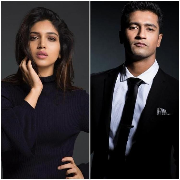 Here's the TITLE of Vicky Kaushal & Bhumi Pednekar's horror film and it's got a connection with RGV