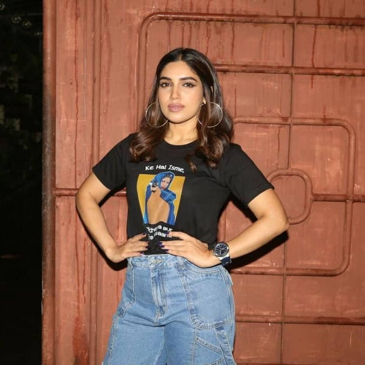Bhumi Pednekar says Saand Ki Aankh is a commercial film with a lot of sense in it