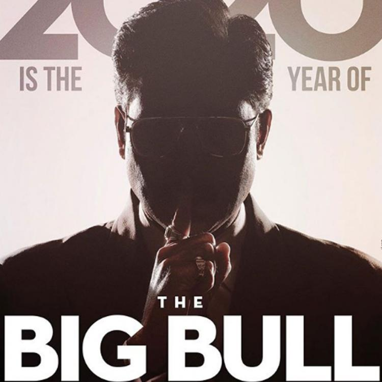 The Big Bull: Abhishek Bachchan becomes the man who sold dreams to India; Shares an intense first poster