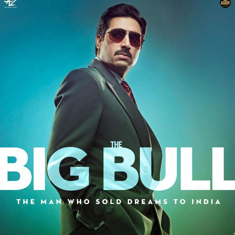 The Big Bull: Abhishek Bachchan's stock market drama gets a release date; To be out in October 2020