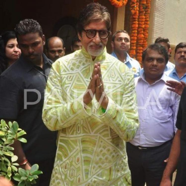 Amitabh Bachchan's Tamil debut Uyarntha Manithan on the verge of getting shelved? READ Details