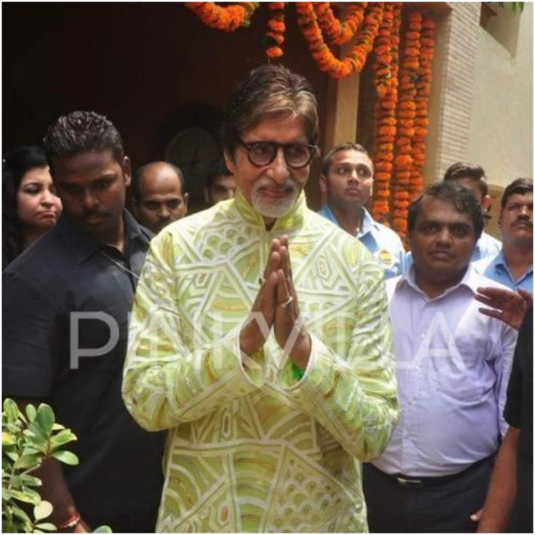 Amitabh Bachchan becomes one of the highest tax payers; also helps farmers clear their loans