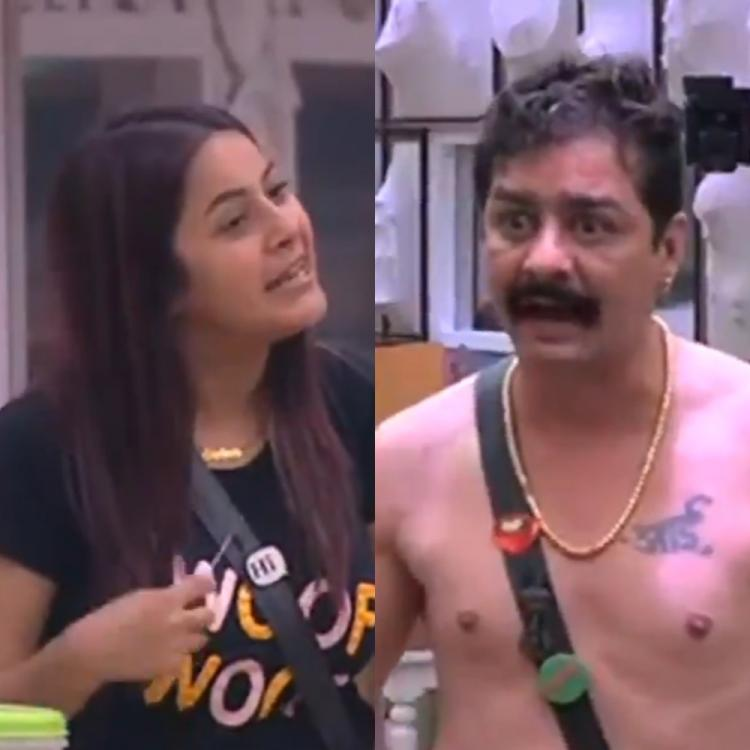 Bigg Boss 13 PROMO: Shehnaaz Gill & Hindustani Bhau argue over waking him up; Latter calls her 'Rakhi aunty'