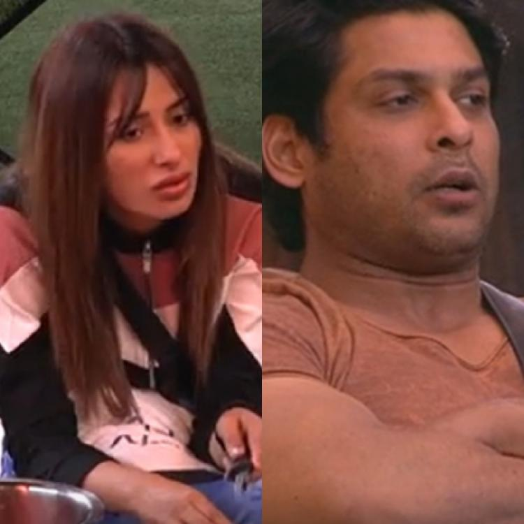Bigg Boss 13 Sidharth Shukla Defends Paras As Mahira Sharma