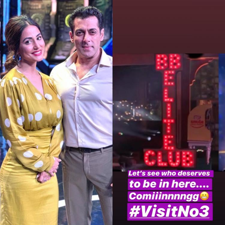 Bigg Boss 13: Hina Khan to enter Salman Khan's show for the third time? Find out