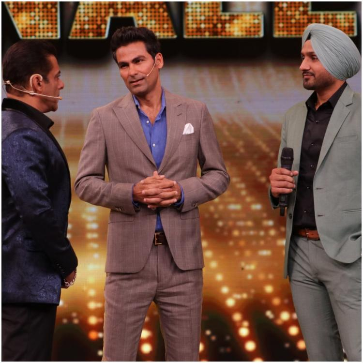 Bigg Boss 13 Finale: Salman Khan joined by Harbhajan & Mohammad Kaif; cricketers reveal who's their favourite