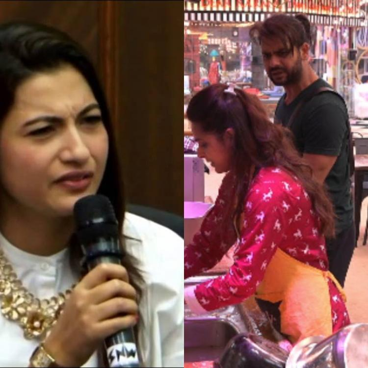 Bigg Boss 13: Gauahar Khan SLAMS Madhurima Tuli for hitting Vishal Aditya Singh with a pan; Calls her violent