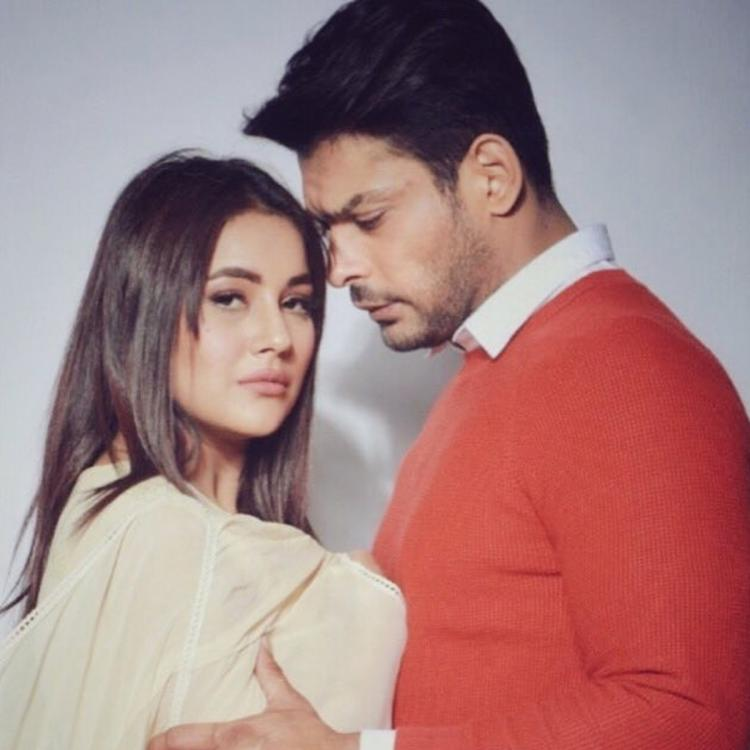 Bigg Boss 13's Sidharth Shukla & Shehnaaz Gill's latest PIC from their music video is all about love & bonding