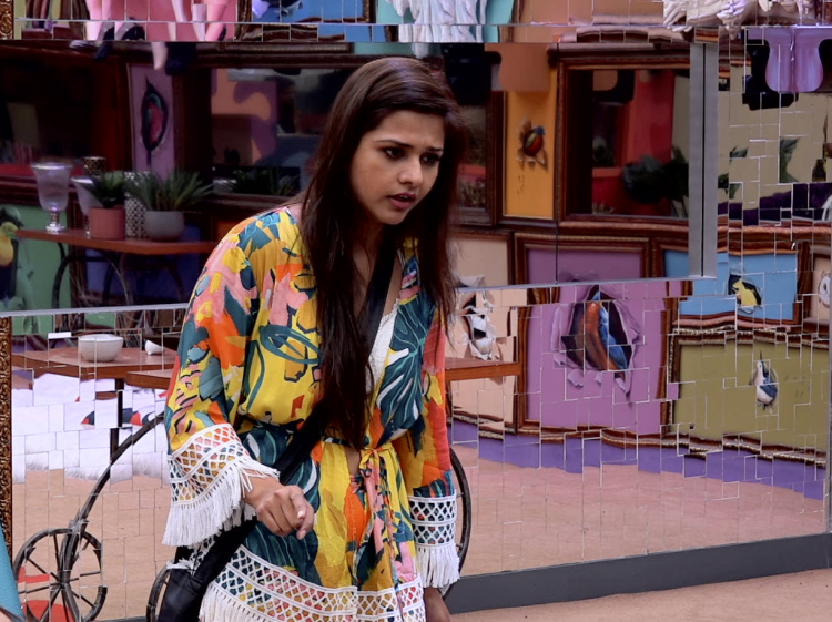Bigg Boss 13 October 12, 2019 Written Update: Dalljiet Kaur becomes the first contestant to get eliminated