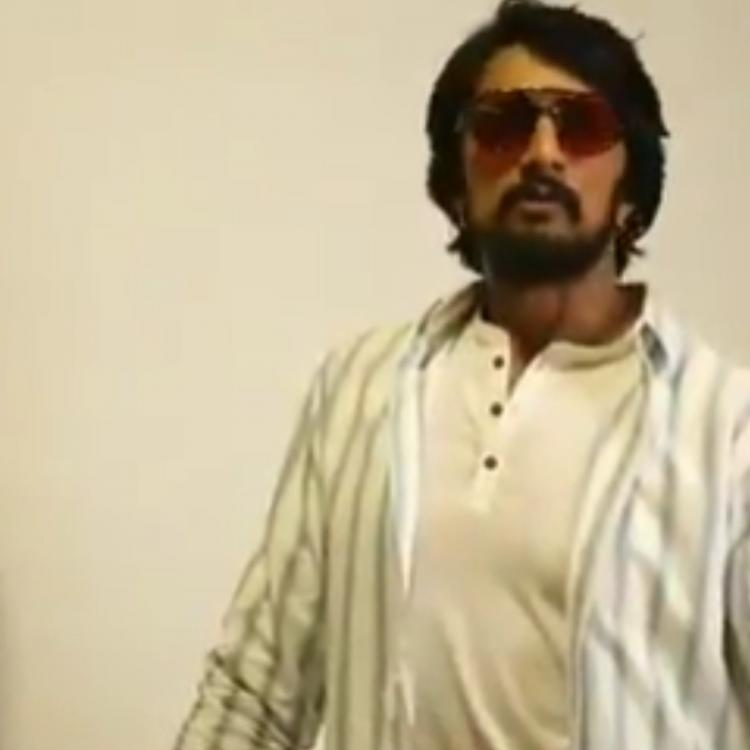 Bigg Boss Kannada 7 Promo BTS: Kichcha Sudeep looks stylish and is all set to entertain his wit and humour