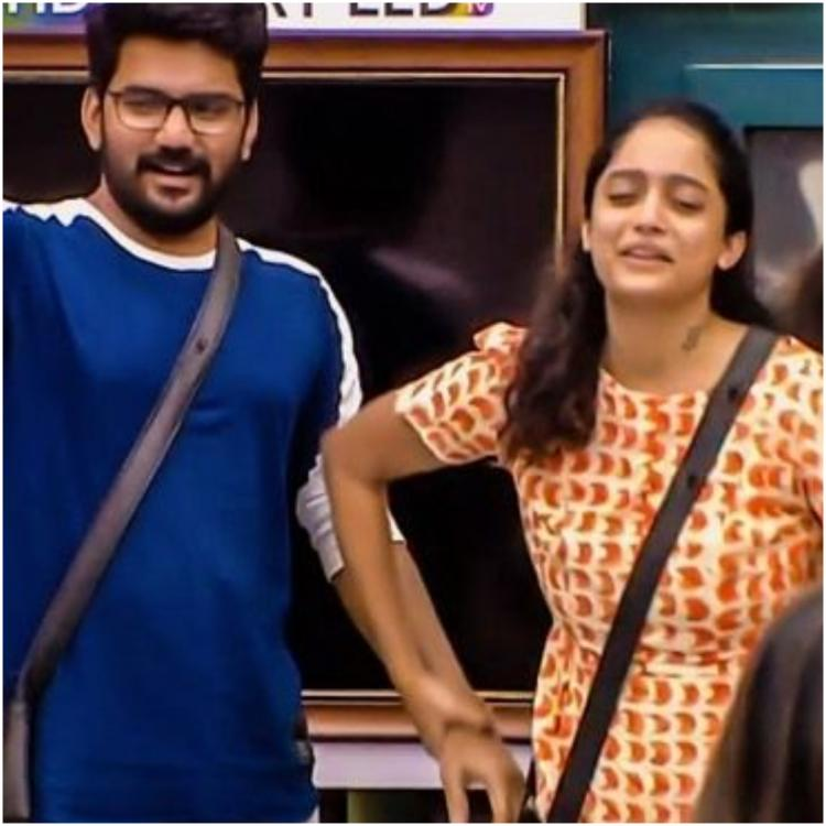 Bigg Boss Tamil 3: Kavin's reaction to Abhirami Venkatachalam
