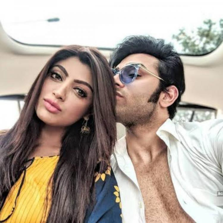 Bigg Boss 13: Paras Chhabra's GF Akanksha Puri gets into fight with co actor; strained relationship a reason?