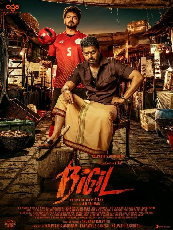 Bigil Grand Audio Launch: Vijay, AR Rahman and others to grace the event; Details inside