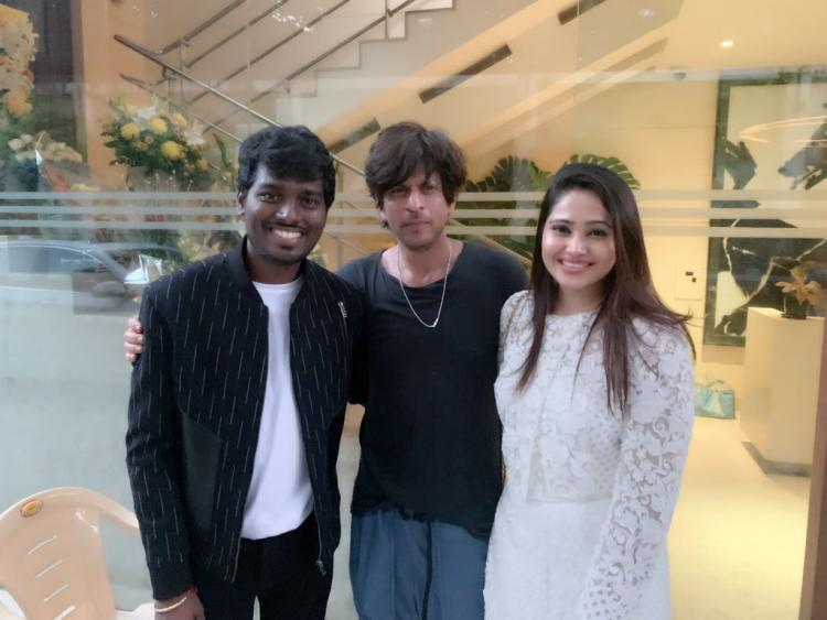 Bigil director Atlee, Shah Rukh Khan and Karan Johar team up for a film; Details Inside