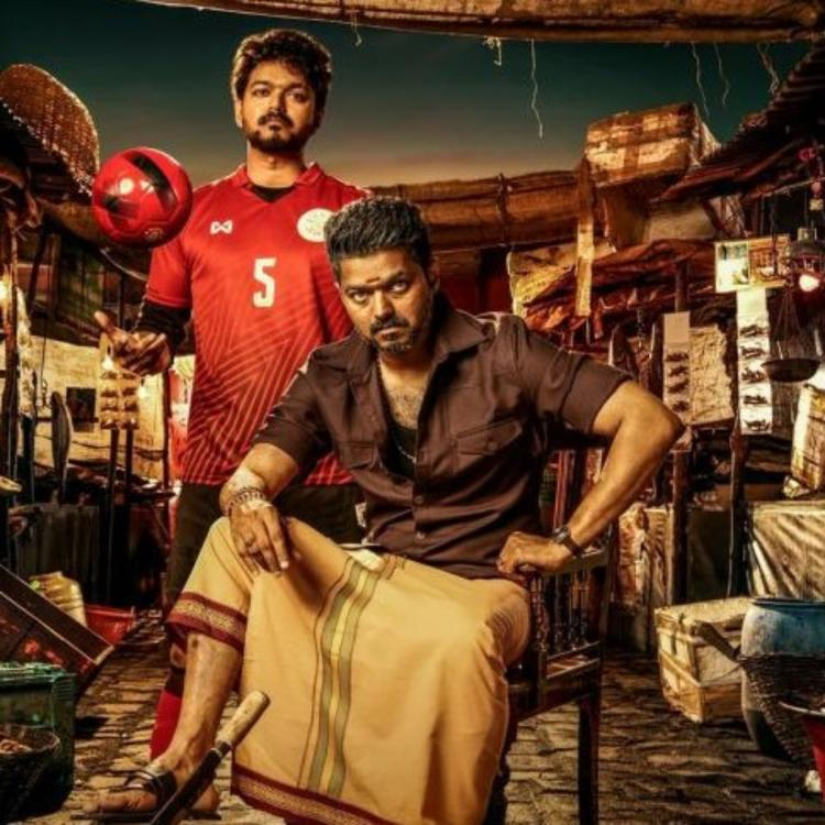 Thalapathy Vijay's upcoming film Bigil sets a new record; Read details