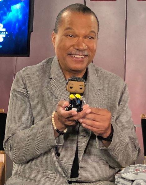 Billy Dee Williams going to reprise his role of Lando in Calrissian in Star Wars: The Rise of Skywalker