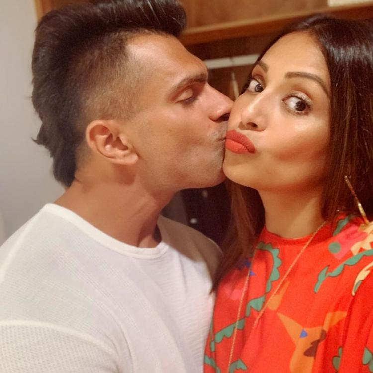 Bipasha Basu shares a 'husband appreciation post' for Karan Singh Grover as he surprises her on her birthday