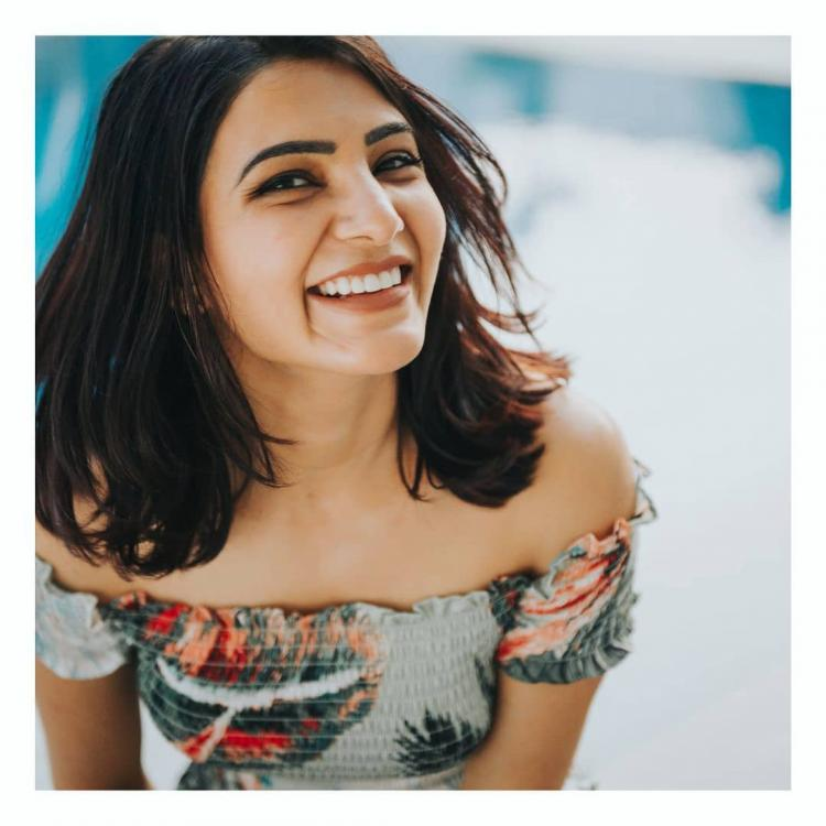 Naga Chaitanya surprises Samantha Akkineni with a video message at Oh Baby event; Says 'You make me proud'