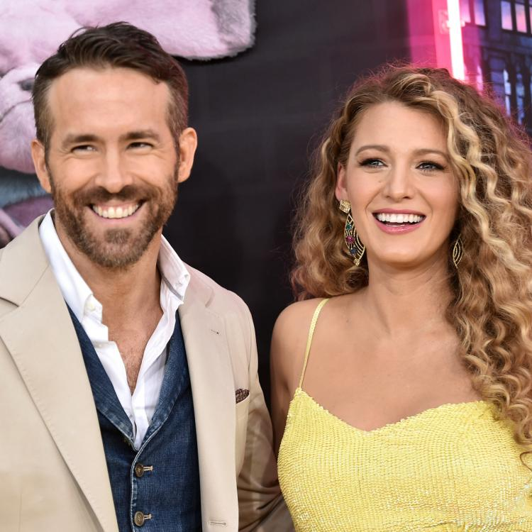 Blake Lively sums up her quirky relationship with Ryan Reynolds with two simple photos; Take a look