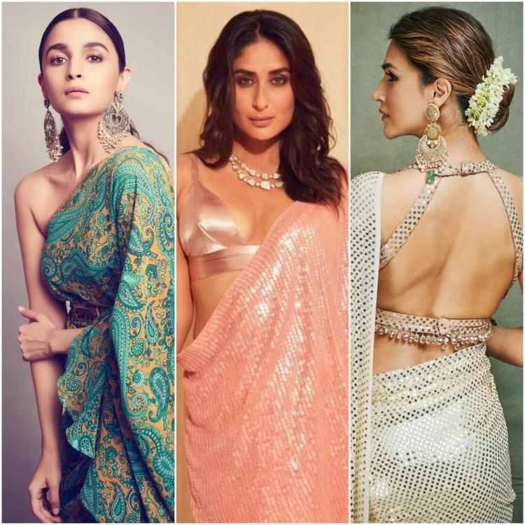 Kareena Kapoor Khan to Alia Bhatt: ALL the trendy blouses you can wear this summer
