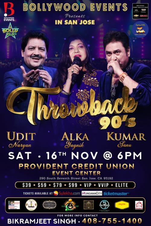 Miss the 90s? Udit Narayan, Alka Yagnik & Kumar Sanu come together for Throwback 90s
